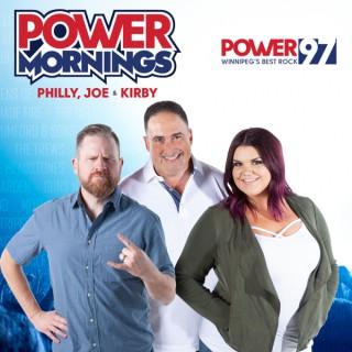 POWER MORNINGS