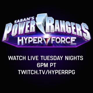 Power Rangers HyperForce: Live RPG