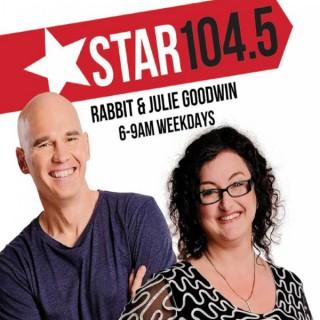 Rabbit & Julie Goodwin