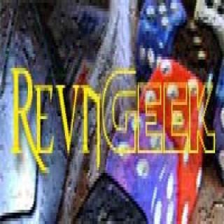 RevnGeek's Parody Palace