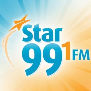 Rick & Mysti on STAR 99.1's show