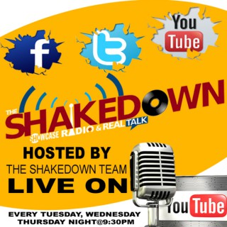 ShakeDown Showcase Real Talks