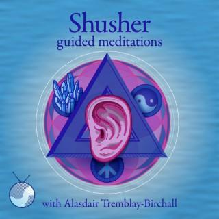 Shusher Guided Meditations