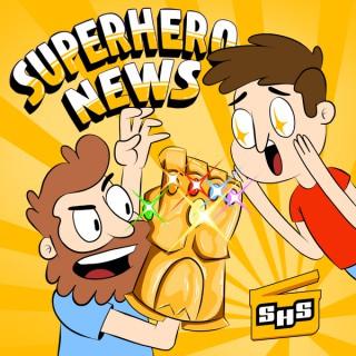 Superhero Slate Video Podcast