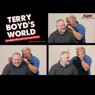 Terry Boyd's World Audio On Demand