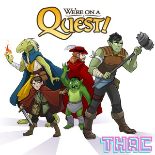 """THAC TV's """"We're On a Quest!"""""""