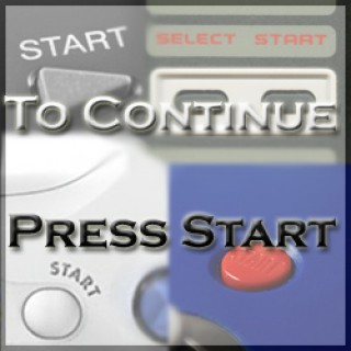 To Continue Press Start