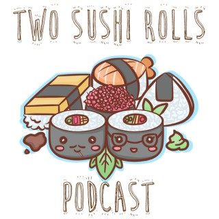 Two Sushi Rolls