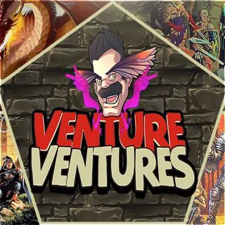 Venture Ventures D&D Comedy Podcast