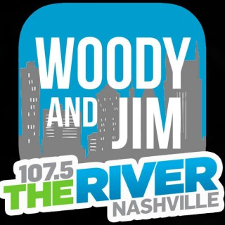 Woody and Jim - 1075 The River Nashville