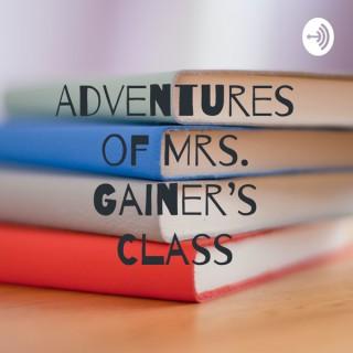 Adventures of Mrs. Gainer's Class
