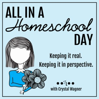 All in a Homeschool Day | Charlotte Mason homeschooling | discipleship | intentional parenting
