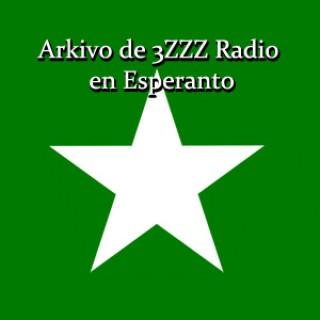Arkivo de 3ZZZ Radio en Esperanto