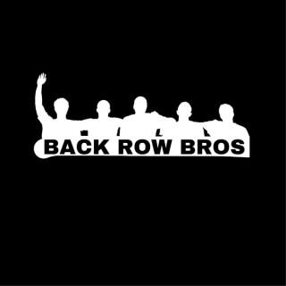 Back Row Bros