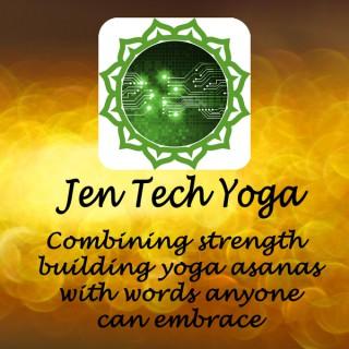 Baptiste Power Yoga with JenTechYoga