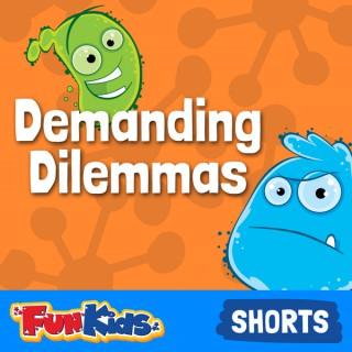 Bene & Mal's Demanding Dilemmas: Bioethics Explained for Kids