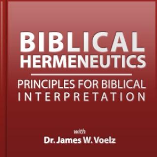 Biblical Hermeneutics