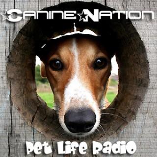 Canine Nation on Pet Life Radio (PetLifeRadio.com)