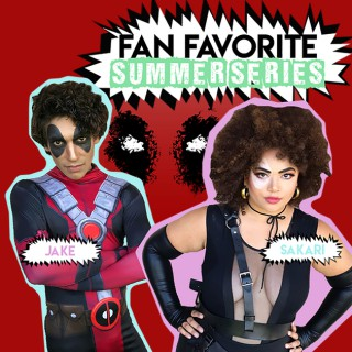 Fan Favorite: A Pop Culture Podcast with Sakari & Jake