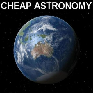 Cheap Astronomy Podcasts