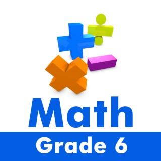 Classroom Instructional Math Videos - Grade 6