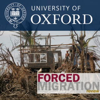 Climate change and disasters (Forced Migration Review 49)