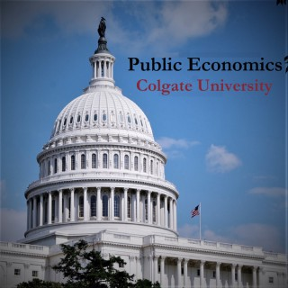 Colgate University Public Economics Course