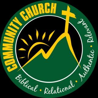 Community Church of Susanville Sermon Podcast