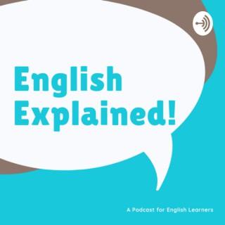 English Explained!