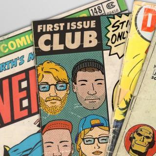 First Issue Club Comic Books