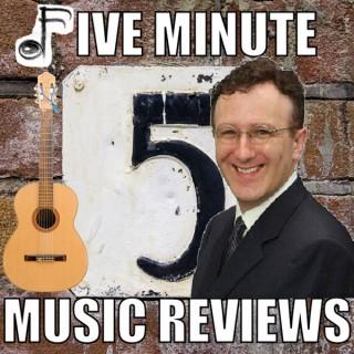 Five Minute Music Reviews: Album Reviews   Brian Morris