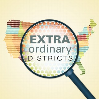 ExtraOrdinary Districts
