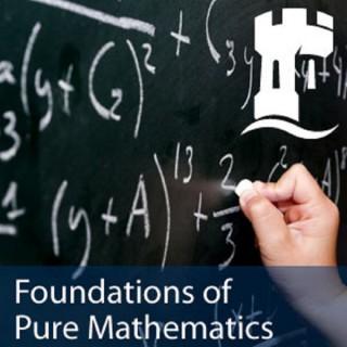 Foundations of Pure Mathematics