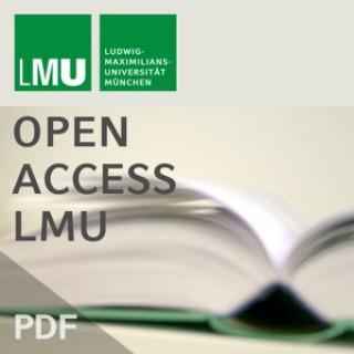 Geowissenschaften - Open Access LMU