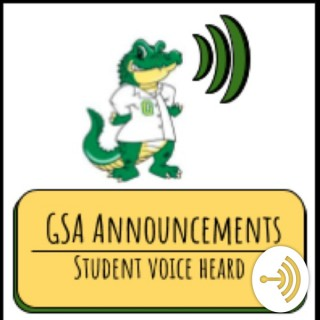 GSA announcements