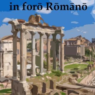 In Foro Romano