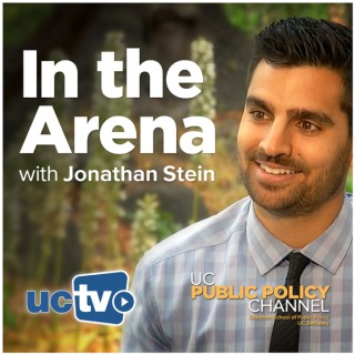In the Arena with Jonathan Stein (Video)