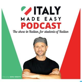 Italy Made Easy Podcast