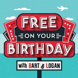 Free On Your Birthday