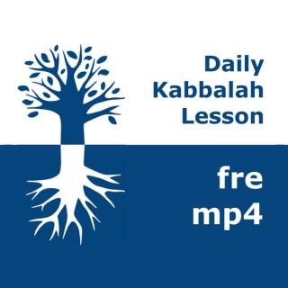 Kabbalah: Daily Lessons   mp4 #kab_fre