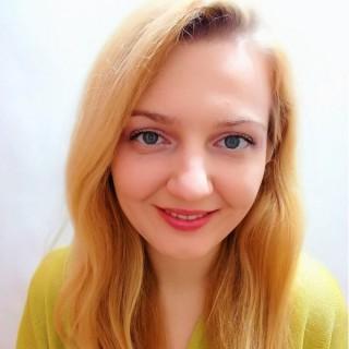 Kasia May - less stress, more joy