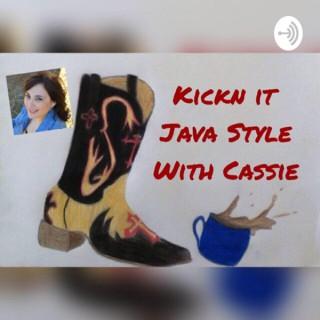 Kickn It Java Style With Cassie