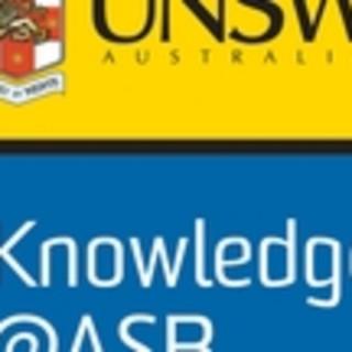Knowledge@Australian School of Business