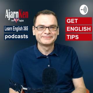 Learn English 365: Get English Tips with Ajarn Ken