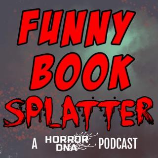 Funny Book Splatter