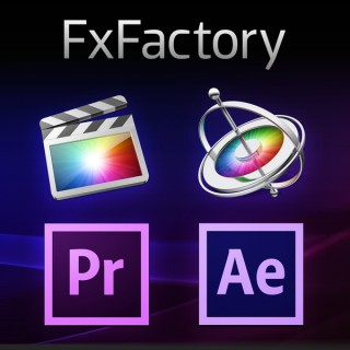 FxFactory - Final Cut Pro, Motion and AE plugins