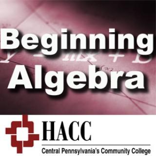 MATH 020: Beginning Algebra - lb