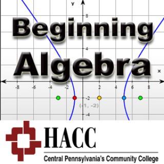 MATH 020: Beginning Algebra - sc