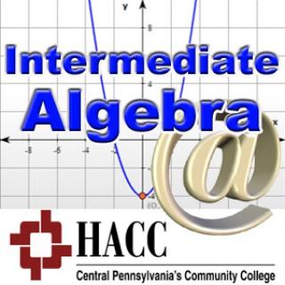 MATH 051-Blended: Intermediate Algebra