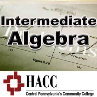 MATH 051: Intermediate Algebra - sc